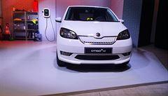Elektrická Škoda Citigo bude za 429 900 Kč. Půjde o nejdostupnější elektromobil v Česku