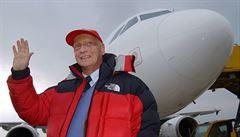 Letecký byznys je nejtěžší práce na světě, říkával Lauda, když F1 vyměnil za podnikání