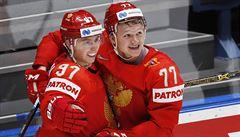Odliv hvězd z KHL. Talentovaní Rusové obětují peníze, Amerika je láká víc