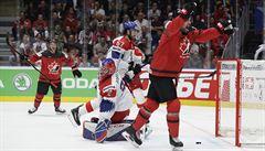 Češi se do finále nepodívají. S Kanadou padli 1:5 a čeká je závěrečná bitva s Ruskem