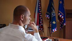 Čelíme tlaku podsvětí, říká šéf elitních detektivů Mazánek v rozhovoru pro LN