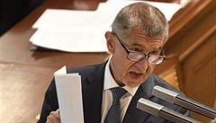 Andrej Babiš: Návrh auditu Evropské komise je podivný