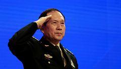 'Válka mezi USA a Čínou by byla katastrofální,' řekl čínský ministr obrany. Žádná snaha rozdělit zemi ale prý neuspěje