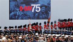 Portsmouth slaví Den D. 'Sbohem, smrt volá.' Macron přečetl drásavý dopis popraveného odbojáře