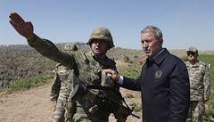Turecká armáda v Iráku zaútočila na desítky kurdských radikálů. Snaží se držet PKK dál od turecké hranice