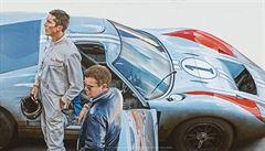 RECENZE: Jak nezkrotný Brit vyhrál Američanům závod s Italy. Bale s Damonem pálí brzdové kotouče