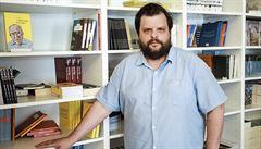 Čas pro rumunskou literaturu je tu, myslí si ředitel Měsíce autorského čtení Petr Minařík