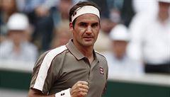 Federer bude příští sezonu startovat na všech velkých turnajích, nevynechá ani neoblíbené French Open
