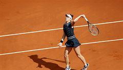 Vondroušová o tenisové pauze: Je to zdlouhavé, tréninky byly občas fraktura vůle