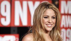 Německou mediální cenu Bambi získá Shakira i sportovní manažer