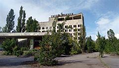,Ukrajinci nechápou, co tam chcete dělat.' Pripjať u Černobylu pohltila příroda, budovy hrozí zřícením