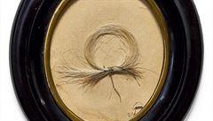 Pramen Beethovenových vlasů se v aukci prodal v přepočtu za více než milion korun