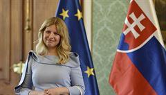 Čaputová nebude na okrasu, může být nejlepší prezidentkou, píše slovenský tisk