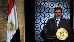 Mursí dostal infarkt, tvrdí státní televize. Tělo bylo pochováno vedle dalších členů Muslimského bratrstva