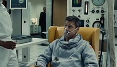 RECENZE: Kosmonaut Brad Pitt láká na nové vesmírné dobrodružství. V konkurenci se neztratí