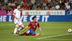 S Čechy jsme měli dohodu, že hrát nebude, zlobí se trenér Lipska po zranění Schicka