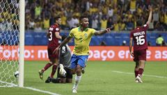 VIDEO: Brazilci v šoku. Sudí jim neuznal tři branky, činilo se video