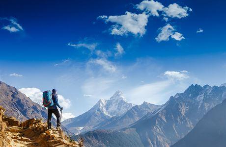 Himaláje (ilustrační foto)