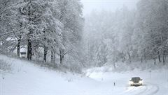 Sněžení komplikuje dopravu v Evropě. Itálie hlásí záplavy, v Rakousku hrozí laviny