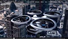 Paříž chystá ve spolupráci s Airbusem létající taxi. Chce ho zavést do olympiády v roce 2024