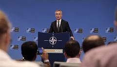 NATO chystá odpověď, pokud Rusko nezačne dodržovat dohodu o likvidaci raket středního a krátkého doletu