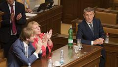 Vláda bude schvalovat rozpočet na rok 2020, pražský soud bude řešit březnovou vraždu dítěte