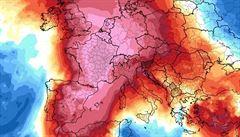 'Peklo přichází.' Evropu zasáhne vlna masivních veder, teplota přesáhne i 40 °C