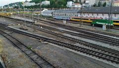 Celá správa železnic čelí exekuci kvůli pouhým desítkám tisíc korun. Řízení je na začátku