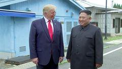 Kim Čong-un vztah s Trumpem popisuje jako fantasy film. Novinář Woodward získal jejich vzájemnou korespondenci