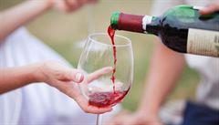 Sklenka na zdraví? Francouzská kultura pití vína může svádět k alkoholismu