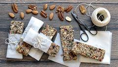 Bez cukru. Připravte si domácí ořechové sušenky