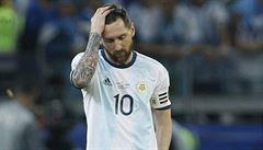 Messi, nauč se prohrávat. A ukaž nám víc respektu, vyzývá Argentince kouč Brazilců