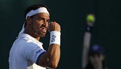 Kéž by ve Wimbledonu vybuchla bomba, vztekal se populární zuřivec Fognini
