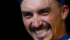 Alaphilippe vyhrál po sólovém úniku 3. etapu Tour a po pěti letech získal pro Francii žlutý trikot