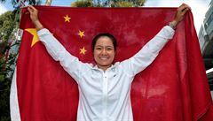Záhadné tenisové mašiny Made in China. 'Za deset let už budou tenis hrát jenom Číňanky,' říká Strýcová