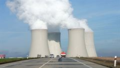 Změna nastavení turbíny zpozdí spuštění Temelína. Elektrárna je mimo provoz