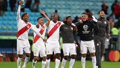Obhájci titulu z Chile padli. O titulu na Copa Americe si zahraje Peru s Brazílií