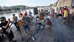 Pražské náplavky čekají největší opravy v historii. Některé podniky zůstanou zavřené