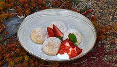 Bez ovocných knedlíků není české léto. Jak na ně podle šéfkuchaře?