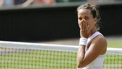 Pořád si to moc neuvědomuji, říká o úspěchu na Wimbledonu Strýcová