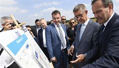 Pražský okruh mezi D1 a Běchovicemi má stát v roce 2024. Od 499 vlastníků je nutné vykoupit pozemky