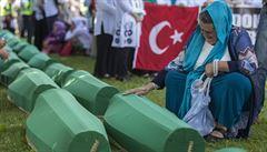 'Nizozemští vojáci jednali nezákonně.' Soud potvrdil vinu státu na masakru muslimských mužů ve Srebrenici