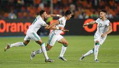 Alžířané podruhé v historii opanovali africký šampionát, ve finále zdolali Senegal