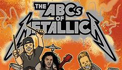 Děti, řekněte M jako metal. Skupina Metallica chystá veršovanou knihu pro nejmenší