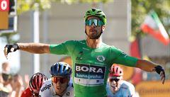 Sagan má první letošní triumf z Tour. Ve spurtu 5. etapy si dojel pro svůj celkem dvanáctý primát