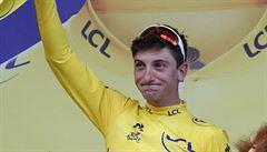 Tour zažila první horskou etapu. Poprvé se ukázal Geraint Thomas, v čele je Ital Ciccone