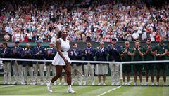 Cítím se stále konkurenceschopná, vzkazuje po finálové prohře nejstarší vítězka grandslamu Williamsová