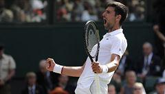 Souboj gigantů. Samozřejmě, že budu nervózní a vzrušený, říká Djokovič před finále s Federerem