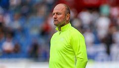 Plzeň nám dala góly z takových nešancí, zlobí se trenér Liberce Hoftych