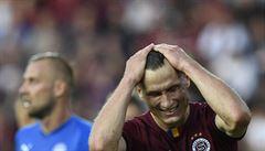 Nehráli jsme tak, jak jsme si řekli, litoval po ostudné prohře se Slováckem Štetina